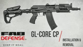 GL Core CP Installation