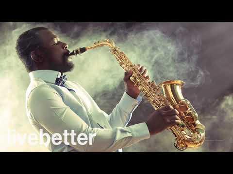 Jazz Moderno Suave Alegre y Contemporaneo con Saxofón