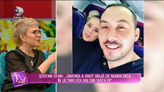 Teo Show - Stefan Stan: