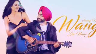 Song wang da naap (feat. sonam bajwa) artist ammy virk album licensed to by believe music (on behalf of white hill m...
