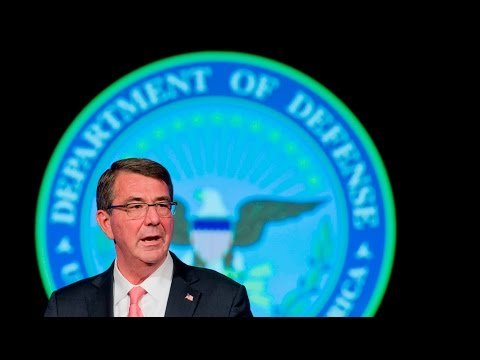 Carter and Dunford testify on Islamic State war