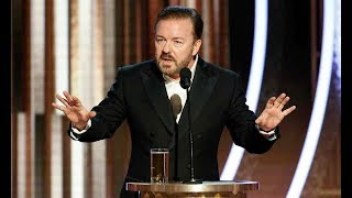Ricky Gervais Full Golden Globes Opening Monologue 2020