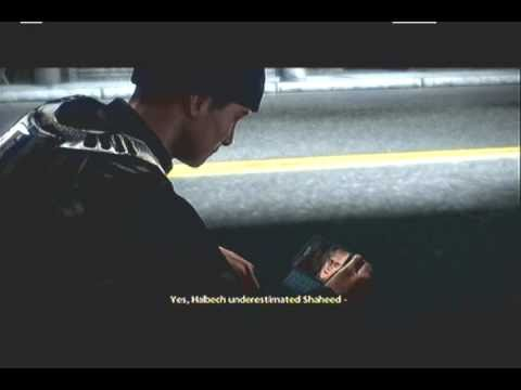 Alpha Protocol Hard Walkthrough - Spy - Taipei - Mission 3: Investigate Warehouse District Trail