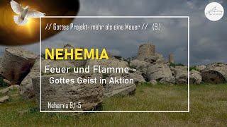 Feuer und Flamme - Gottes Geist in Aktion - 23.05.2021
