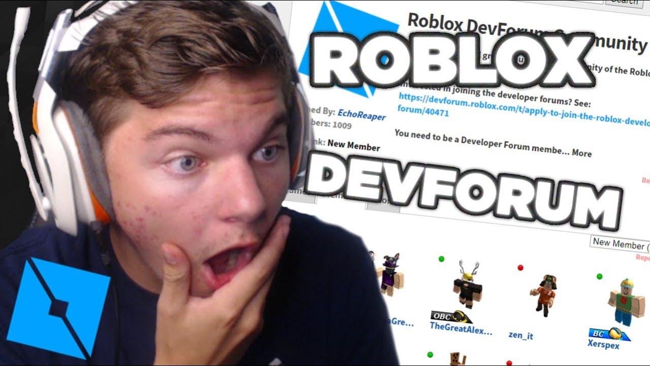 Roblox Devforum