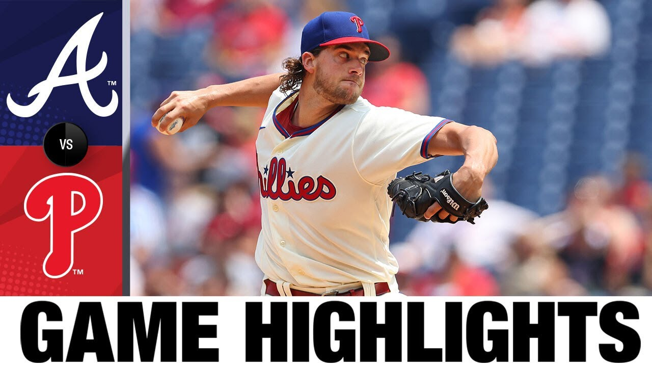 Download Braves vs. Phillies Game Highlights (7/25/21) | MLB Highlights