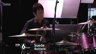 Suede - Barriers ( BBC 6 Music Live at Maida Vale 11 Feb 2013)