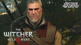 The Witcher 3: Wild Hunt - 156 серия [Волк против кота]