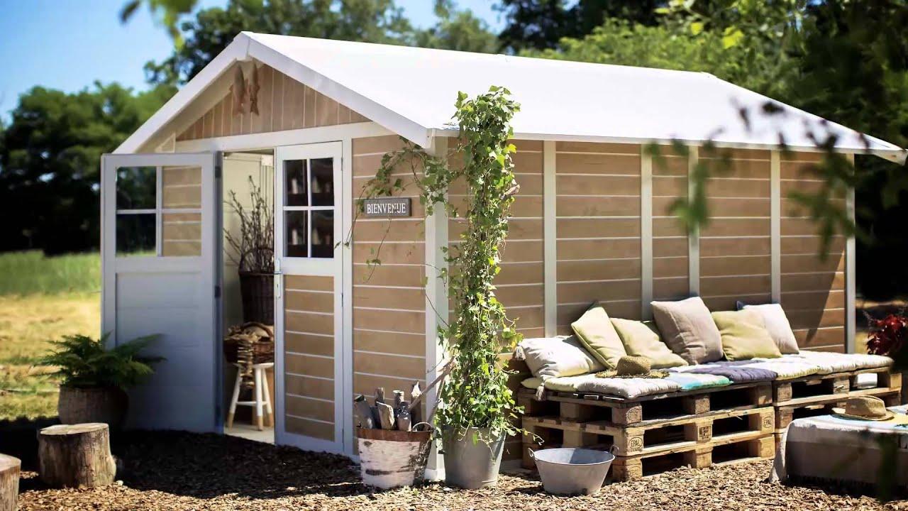 ma cabane : mon petit coin de paradis - youtube