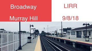 Port Washington Branch: A Nice Day @Broadway & Murray Hill