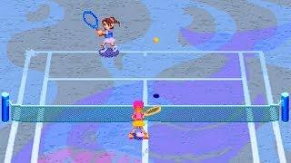 Net de Tennis (2000) All Courts Play (60 FPS) SEGA Dreamcast