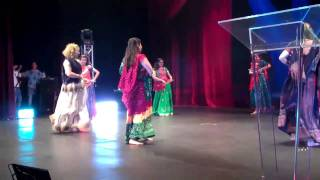 Indian DJ, Desi DJ - DJ Bally - MSU Maroon Vibes Dance Competition 2010 - 5