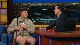 Download Will Ferrell, Exotic Animal Expert Mp3 and Videos