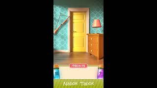 Прохождение с 11 по 20 уровень - 100 Дверей Головоломки (100 Doors Puzzle Box)