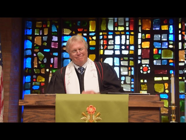 Worship Service August 2nd