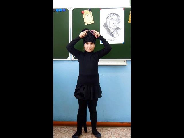 Изображение предпросмотра прочтения – «Луковичка» читают произведение «Мартышка и очки» И.А.Крылова