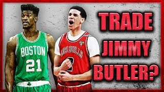 Should the bulls trade jimmy butler?