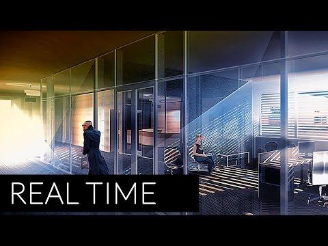 Architecture Visualization Render   Photoshop Post Production 7