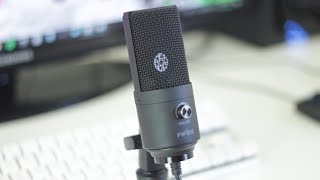 Microfono profesional por $30!? Fifine K669B - Unboxing y review