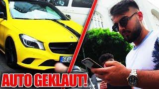 BENZ geklaut PRANK an MGP! | Massi