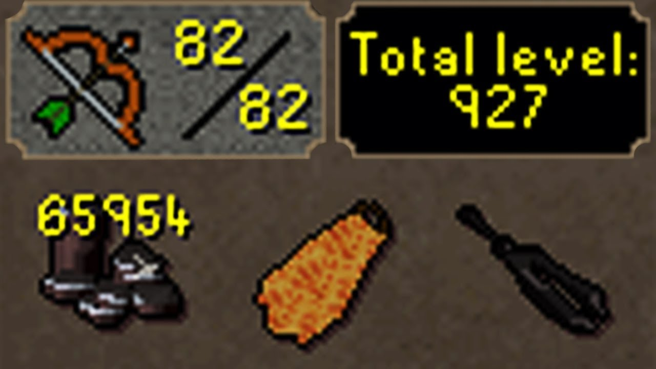 Karamja Only UIM - I started the Obsidian Armour Grind (#08)