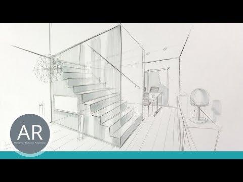 Perspektivisch zeichnen buzzpls com for Innenarchitektur zeichnen