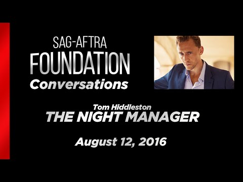 Conversations with Tom Hiddleston of THE NIGHT MANAGER