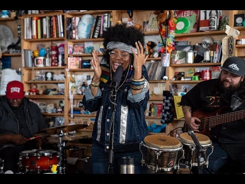 Georgia Anne Muldrow: NPR Music Tiny Desk Concert