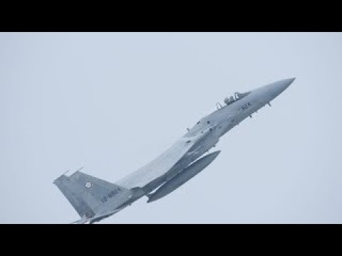 航空自衛隊・F-15J / Japan Air Self Defense Force F15J