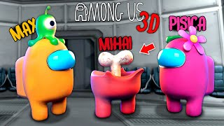Noul AMONG US in 3D! *INCREDIBIL*