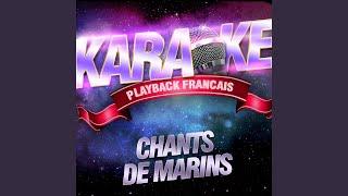 Sur La Route De San Francisco — Karaoké Playback Instrumental