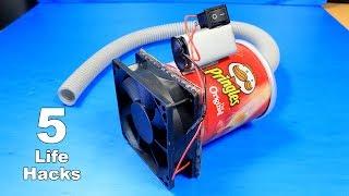 Top 5 Best Life Hacks for Pringles - Pringles Life Hacks