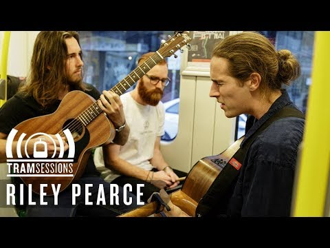 Riley Pearce - Misplaced | Tram Sessions
