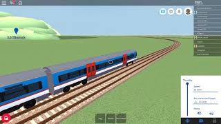 Roblox - MTG Part 2 Commuter Train to Denthorpe