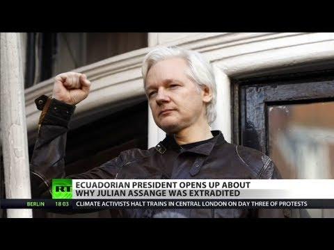 After Assange arrest, IMF gives $4.2B to Ecuador