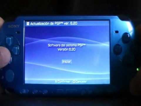 downgrade psp 6.35