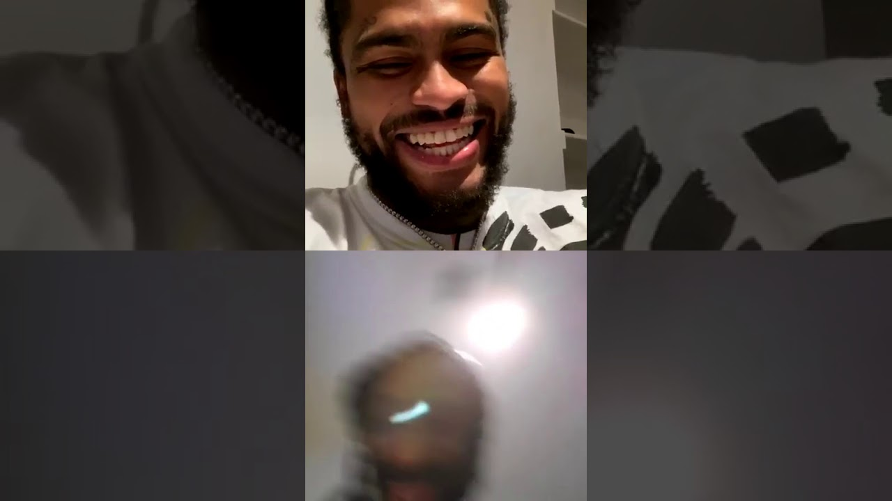 Dave East & Snoop Dogg Instagram live 11/04/20