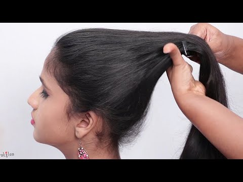 easy-high-ponytail-hairstyle-for-school/college/work/-prom-|-long-ponytail-|-trending-hairstyles