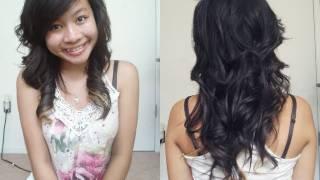 Voluminous Dolly Curls