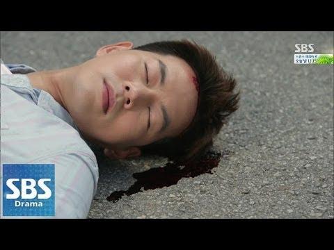 이상윤, 사고당하다 @엔젤아이즈 (20회)
