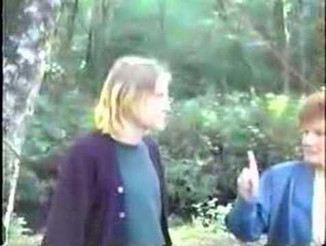 Kurt Cobain Home Movie (second part)