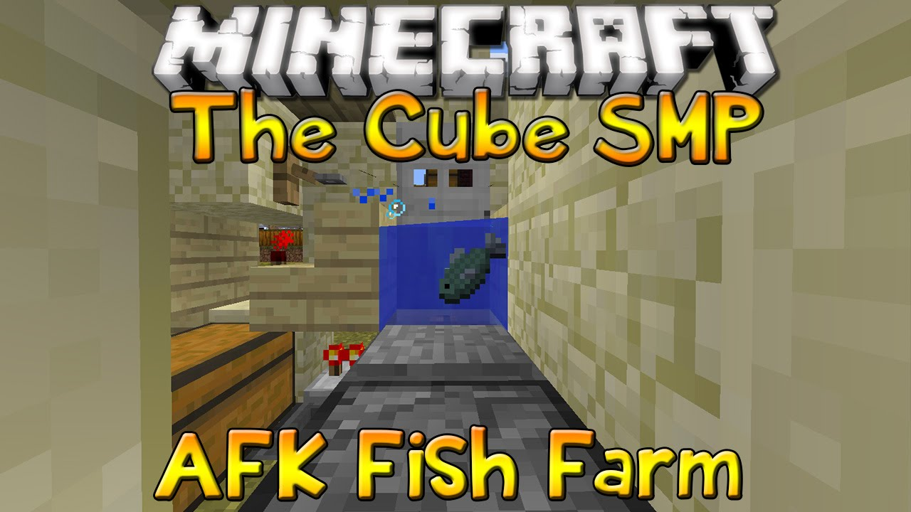 how to make an afk fish farm
