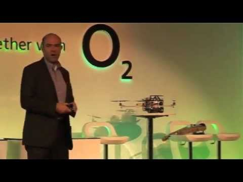 Chris Anderson: The History of 20 years in 2 Sentences | WIRED 2011 | WIRED