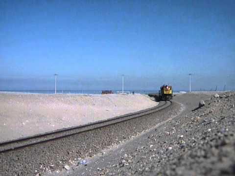 EMD GR-12 del Ferrocarril Antofagasta a Bolivia.