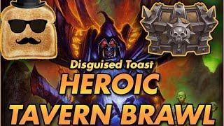 Disguised toast(RENOLOCK)►HEROIC TAVERN BRAWL week#3►Hearthstone - Journey to Un