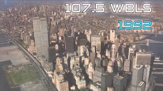 WBLS 107.5 NYC 1992 Mix Show - PART 2 - DWYCK / Uptown Anthem