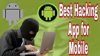 Best hacking app for android mobile 2018 in urdu