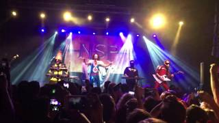 TWRP introducing Ninja Sex Party and NSP plays part of their theme ...
