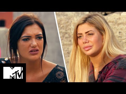 Aww! Chloe's Heart-To-Heart With Abbie About Sam | Geordie Shore 1604