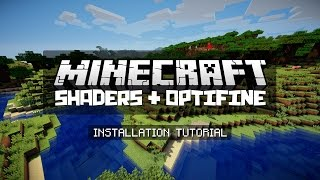 How to install Shaders Mod and Optifine for Minecraft 1.8 (Windows/Mac)